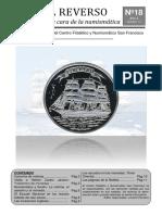 El Reverso No. 18 - Boletín Filatélico y Numismático