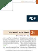 Aseptic Meningitis and Viral Meningitis
