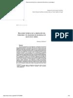 Relaciones teóricas de la ordenación del territorio y el paradigma_Francisco Fantone