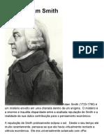 Instituto Rothbard - O mito Adam Smith