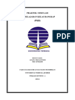 Laporan Praktek PKR Model 221
