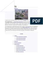 Introduction to Civil Engineering