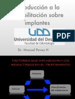 Intro Rehab implantologica