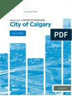 City of Calgary Report