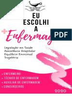 eBook - Eu Escolhi a Enfermagem