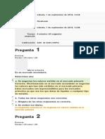EVALUACION INICIAL UNIDAD 1 MERCADO DE CAPITALES