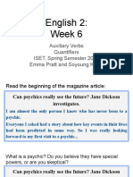 English 2 Week 6 (2019)_ Auxiliary Verbs, Quantifiers.pptx