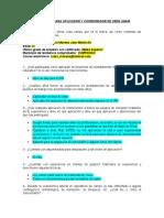 ENTREVISTA PARA APLICADOR Y COORDINADOR DE SEDE UNAM