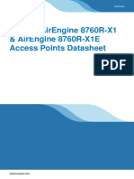 Huawei AirEngine 8760R-X1 & AirEngine 8760R-X1E Access Points Datasheet.pdf