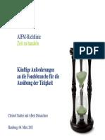 AIFM Präsentation Deloitte