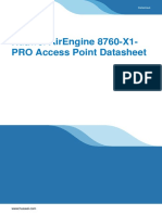 Huawei AirEngine 8760-X1-PRO Access Point Datasheet.pdf