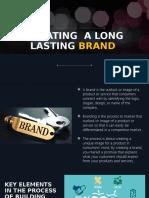Long Lasting Branding