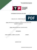 CASO MARBURY VS MADISON, DERECHO PROCESAL CONSTITUCIONAL,