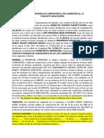 CONTRATO DE PROMESA DE COMPRAVENTA LOTE CAMPESTRE CORREGIDO