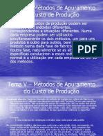 Tema V - Apuramento do Custo de Produção_2.pptx