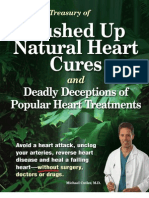 HEART Cure, Natural, Michael Cutler MD