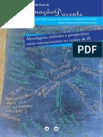 Formação Docente Abordagens metodos e perspectivas socio interacionistas