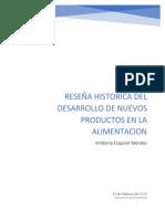 reseña historica del desarrollo de nuevos productos en la alimentacion.docx
