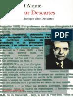 Leçons sur Descartes by Alquie Ferdinand.epub