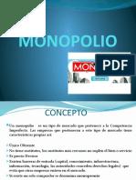 1. MONOPOLIO