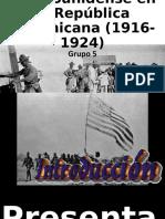 Ocupación Estadounidense