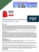 Internet - Analysis and design of prestressed concrete box girder bridge
