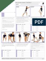 8 - Estiramiento con peso corporal