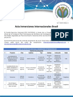 1. Acta para Inmersiones Internacionales - Brasil bluejeans