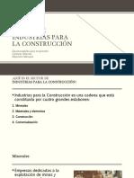 Sector de industrias para la construcción.pptx
