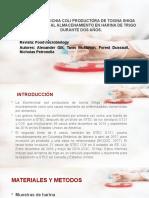 LA ESCHERICHIA COLI PRODUCTORA DE TOXINA SHIGA SOBREVIVE.pptx