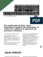 Sensor de radar