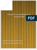 ProgramaEnEnsambladorParaEncenderLEDS