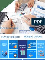 PLAN DE NEGOCIO 5TA CLASE 2019-1