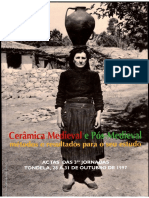 PEREIRA, A. (2003) – Cachimbos Cerâmicos do século XVII da Casa do Infante (Porto). In Actas das 3as. Jornadas de Cerâmica Medieval e Pós-Medieval. Tondela