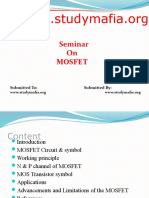 MOSFET PPT.pptx