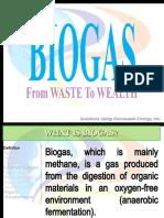 Biogas_Waste to Wealth
