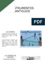 INSTRUMENTOS ANTIGUOS TOPOGRAFIA.pptx