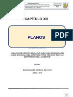 0 PLANOS
