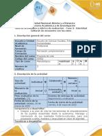 Guía de actividades y rúbrica de evaluación - Fase 3 - Identidad cultural- Un encuentro con los otros.doc