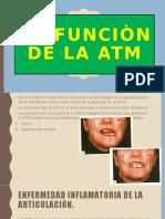 DISFUNCIÒN DE LA ATM cx.pptx