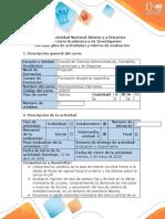 Guía de actividades y rúbrica de evaluación - Fase 4 - evaluación. Contrastar los efectos de las intervenciones estatales y del mercado financiero (1)