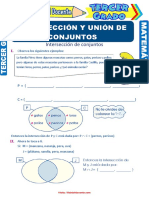 Intersección-y-Unión-de-Conjuntos-para-Tercer-Grado-de-Primaria