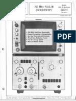 HP 183A B Brochure Scope