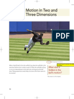 Motion in Two and Three Dimensions