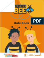 Reglamento Spelling Bee