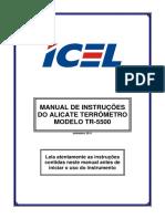 Terrometro ICEL TR-5500