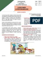 GHF03 - Taller Padres de Familia Nro. 2 Ejercitando La Responsabilidad