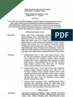 PER - 59.PJ.2010 Tg Tata Cara Pelaporan Penerimaan Deviden, Penghitungan Besarnya Pajak Yang Harus Dibayar