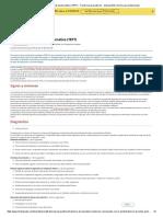 Trastorno de estrés postraumático (TEPT) - Trastornos psiquiátricos - Manual MSD versión para profesionales