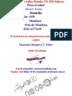 NX 350 español.pdf